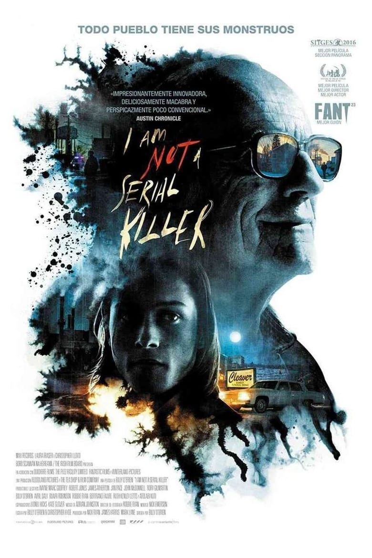 Yo no soy un Asesino en Serie (2016) HD 720p Español
