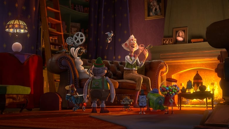 Film Thunder and the House of Magic Gratis é completo