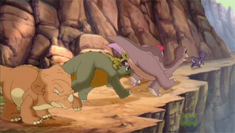 The Land Before Time Season 1 Episode 9 | Escape from the Mysterious