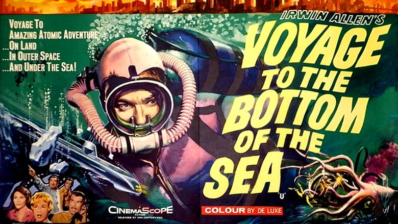 Se Voyage to the Bottom of the Sea på nett gratis