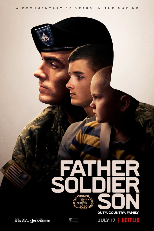 La familia del soldado