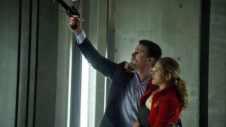 Arrow Season 1 Episode 22