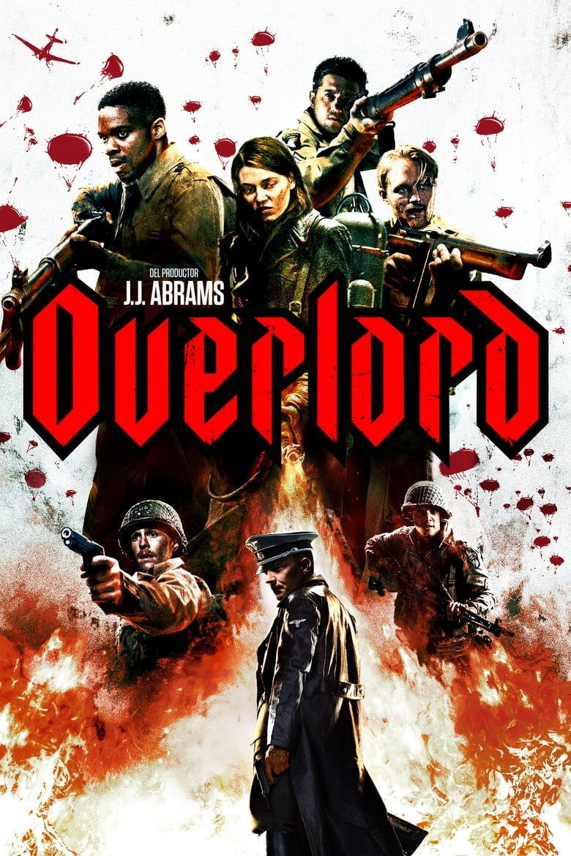 Operación Overlord (2018) HD 1080P LATINO/INGLES