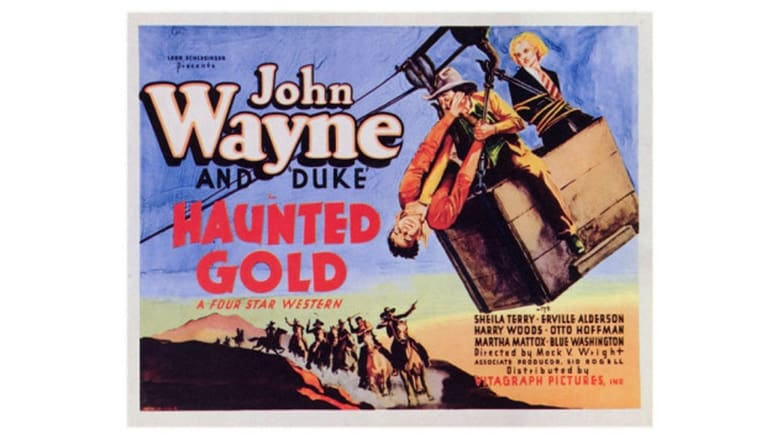 Haunted Gold