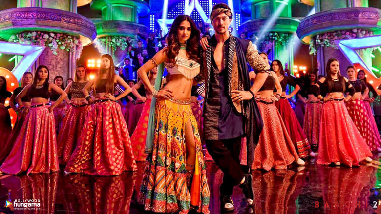 Baaghi 2 (2018) Hindi 720p Pre-DVDRip x264 Ganool