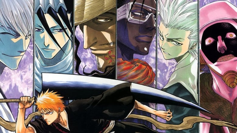 Titta Bleach: The DiamondDust Rebellion nätet gratis