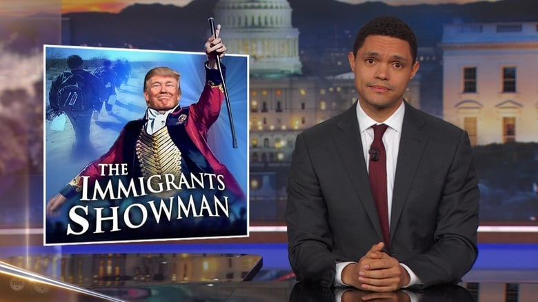 The Daily Show with Trevor Noah Season 23 Episode 42