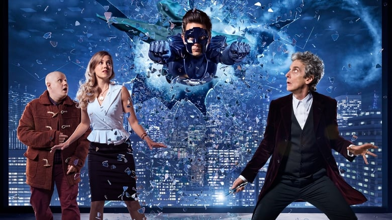 Doctor Who: The Return Of Doctor Mysterio Backdrop