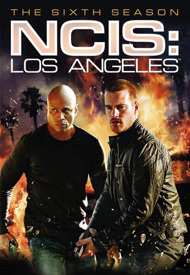 NCIS Los Angeles - Temporada 6 Latino - HD