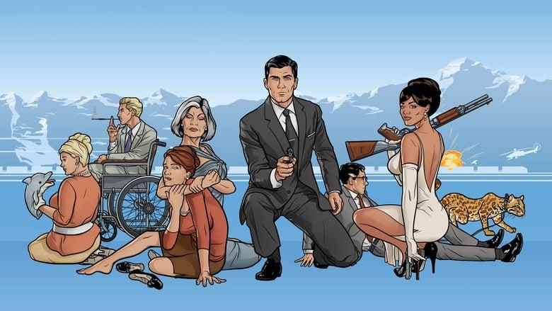 Archer en Streaming gratuit sans limite | YouWatch S�ries poster .7