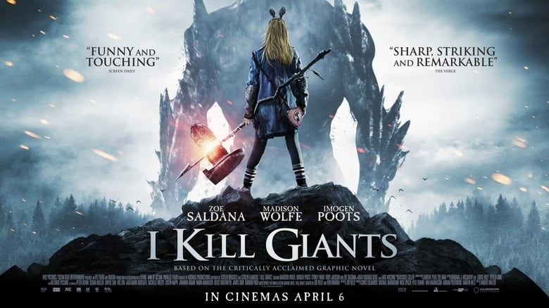 I Kill Giants (2018)