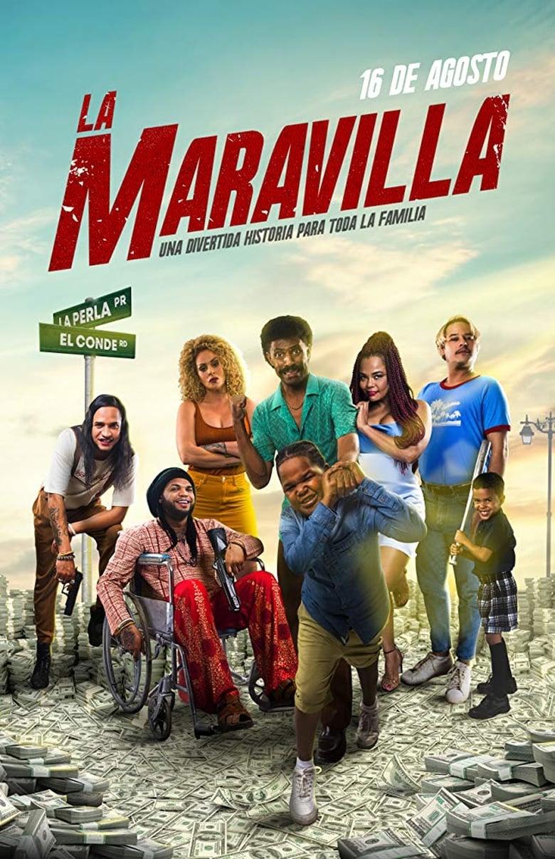 Pelicula La Maravilla (2019) WEB-DL 1080P LATINO Online imagen