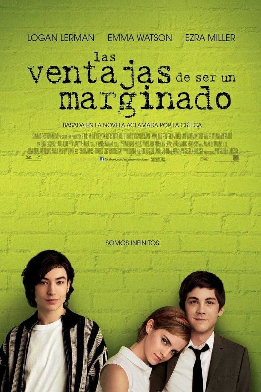 Las Ventajas de ser un Marginado (2012) DvdRip Latino