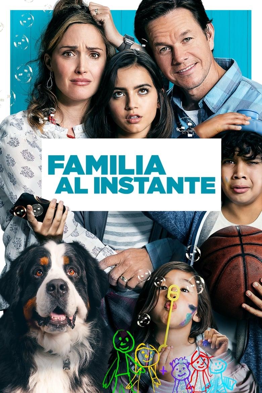 Pelicula Familia al Instante (2018) HD 1080P LATINO/INGLES Online imagen