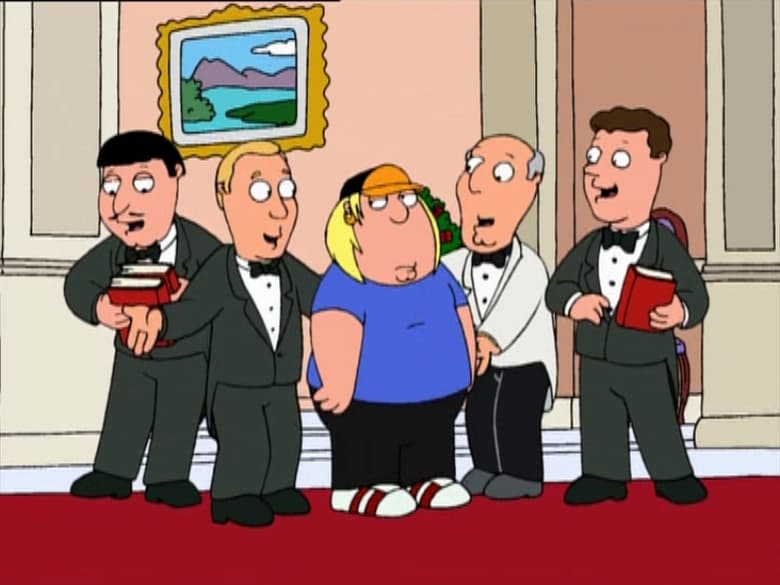 Yug ylimaf is the fourth episode of the eleventh season of the animated comedy series family guy