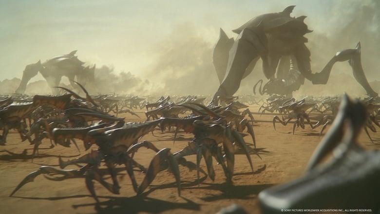 Ver Starship Troopers: Traitor of Mars Online HD Español (2017)