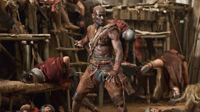 Spartacus Saison 2 Episode 9