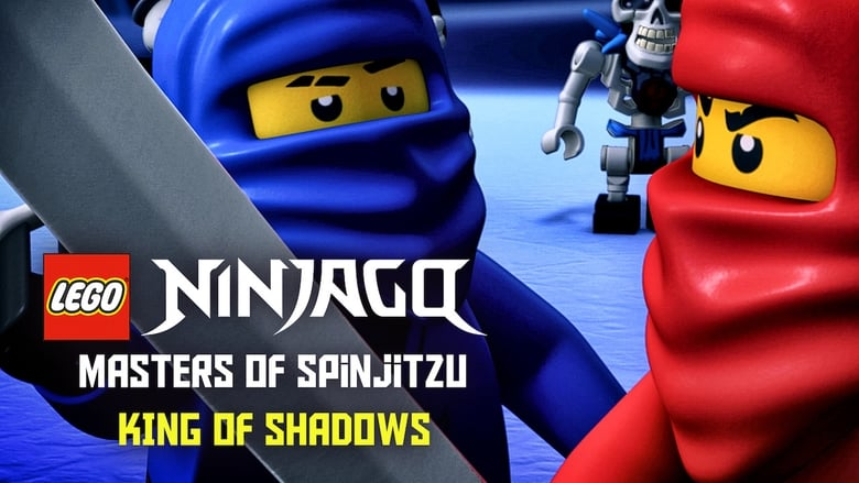 Lego Ninjago: Les Maîtres Du Spinjitzu