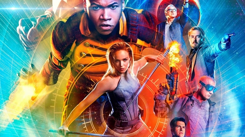DC's Legends of Tomorrow Season 3 Episode 14 : Amazing Grace