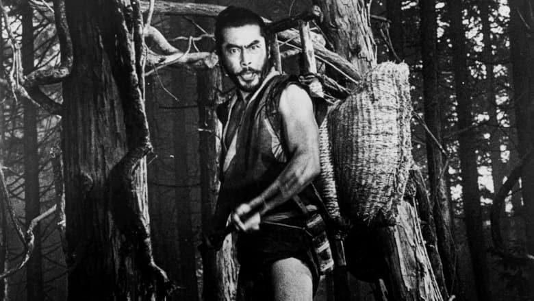 Rashomon (1950) BluRay 720p 750MB Ganool