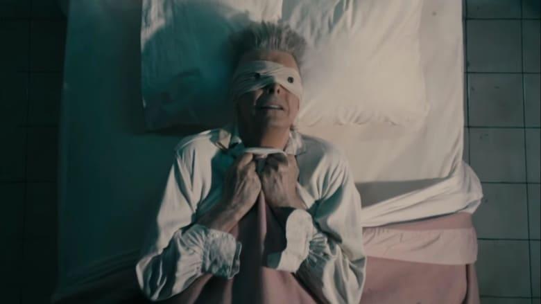 David Bowie: Lazarus Backdrop