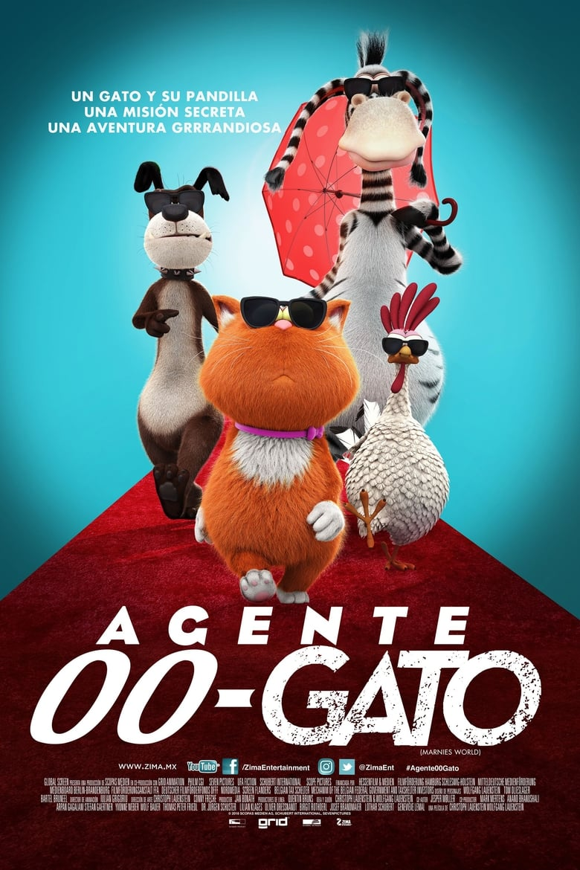 Agente 00-Gato