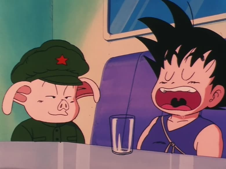 Dragon Ball Season 1 Episode 6