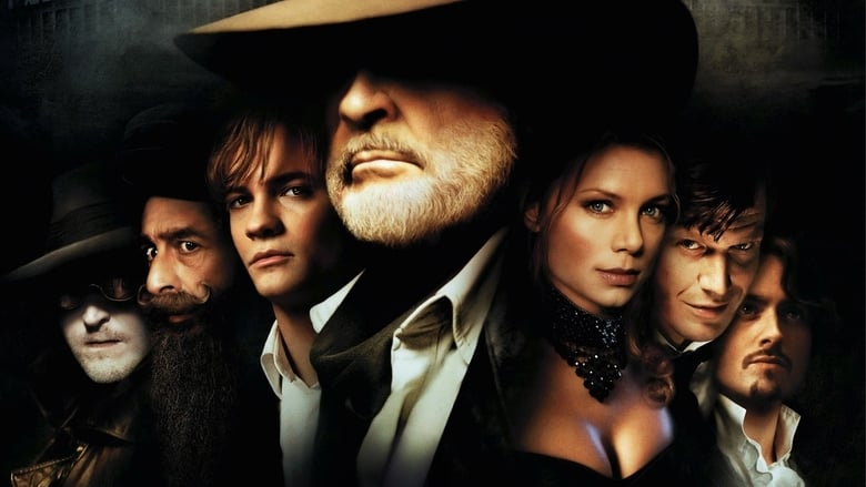 The League of Extraordinary Gentlemen met ondertiteling gratis