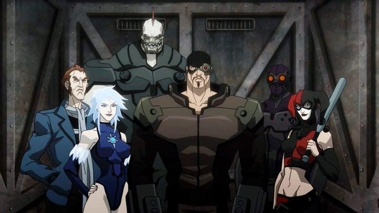 Batman: Ataque ao Arkham Dublado/Legendado Online