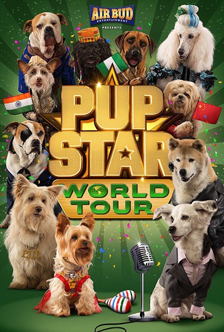 Pup Star: Gira Mundial