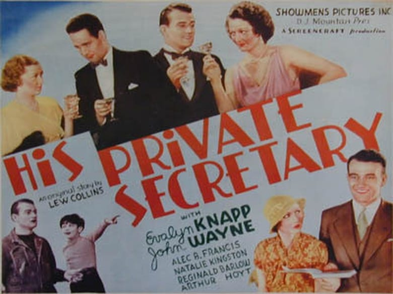Ver Pelicula His Private Secretary online espanol gratis
