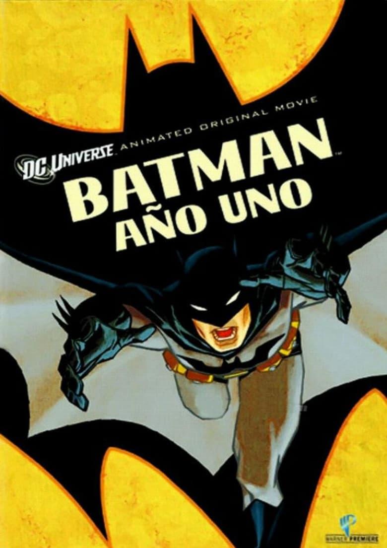 Pelicula BATMAN: AÑO UNO (2011) HD 1080P LATINO/INGLES Online imagen