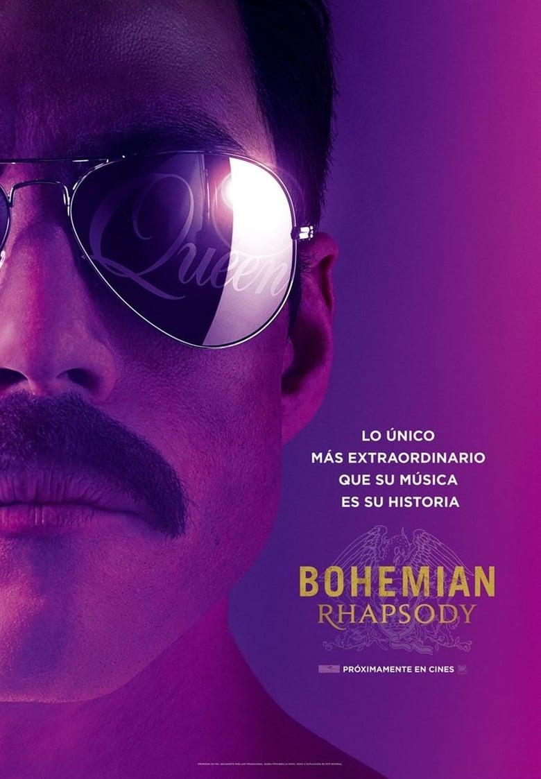 Pelicula Bohemian Rhapsody (2018) HD 1080P LATINO/INGLES Online imagen