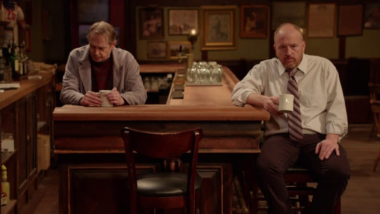 Horace and Pete Backdrop