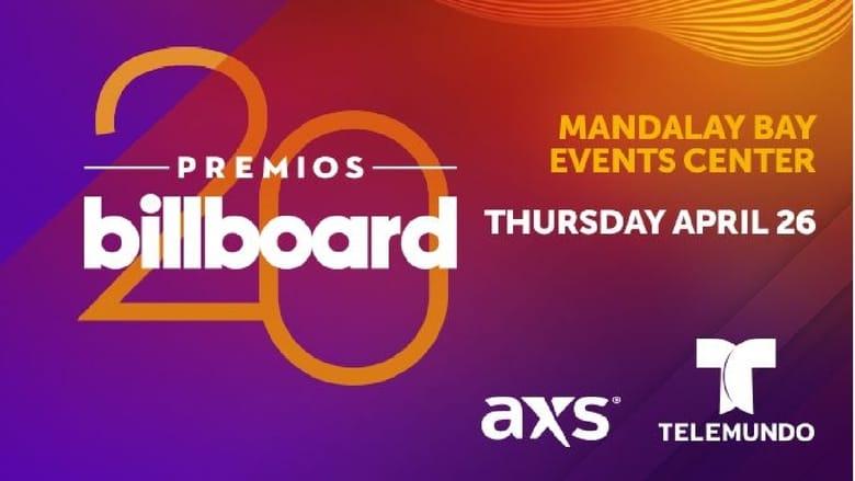 Billboard Latin Music Awards 2018 EN VIVO