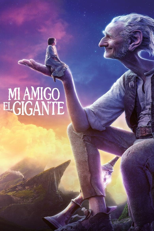 Pelicula Mi Amigo el Gigante (2016) HD 1080p Español Online imagen