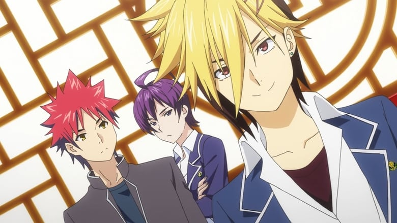 Food Wars!: Shokugeki no Soma staffel 3 folge 1 deutsch stream