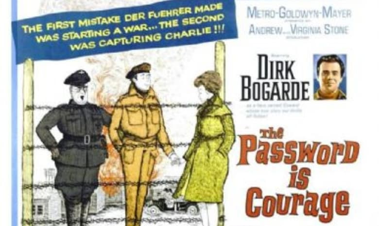 Le Film The Password Is Courage Vostfr