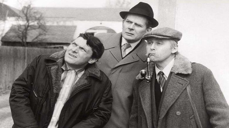 Se Tři chlapi v chalupě på nett gratis