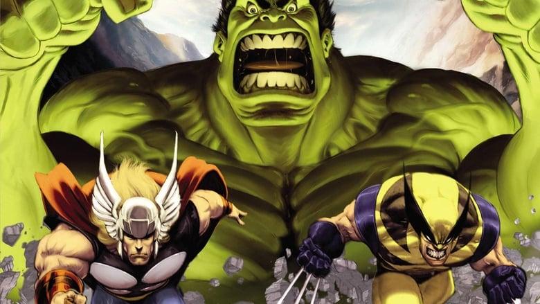 Hulk vs Thor/Hulk vs Wolverine Dublado/Legendado Online