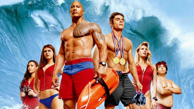 BAYWATCH: Alerte à Malibu Backdrop
