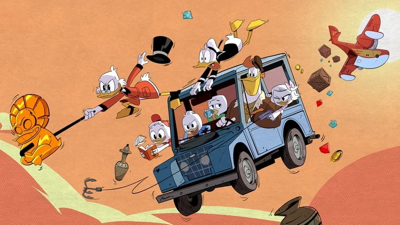 DPStream La Bande à Picsou (DuckTales) - Série TV - Streaming - Télécharger poster .2