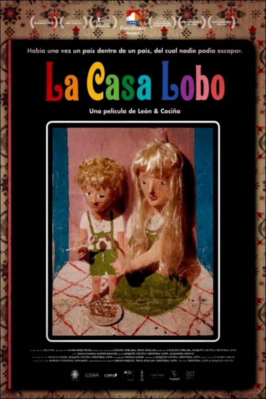 Pelicula La Casa Lobo (2018) HD 1080p Latino Online imagen