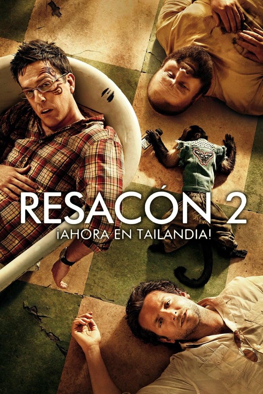 ¿Qué Pasó Ayer? 2 (2011) HD 720P LATINO/INGLES