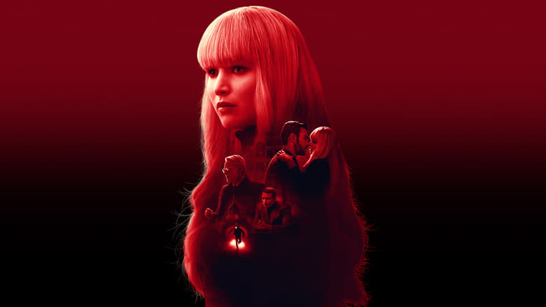 Red Sparrow Cover