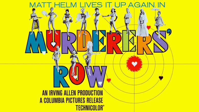 Immagine di Murderers' Row