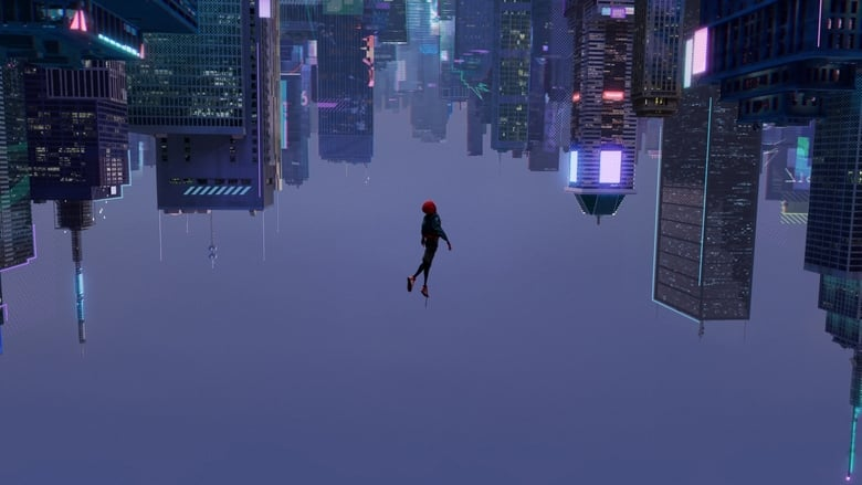 Spider-Man: Into the Spider-Verse Backdrop