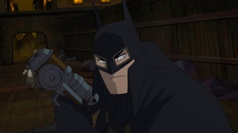 Batman Gotham by Gaslight (2018) BluRay 720p 800MB Ganool