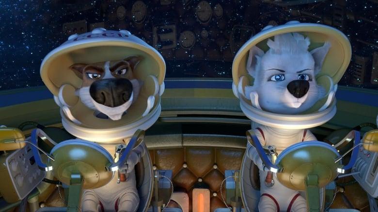 Imagem do Filme Space Dogs: Adventure To The Moon