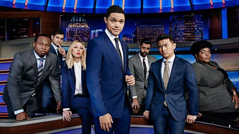 The Daily Show with Trevor Noah saison 24 episode 8 streaming